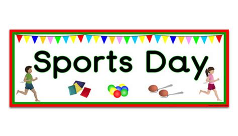 pike fold primary sports day
