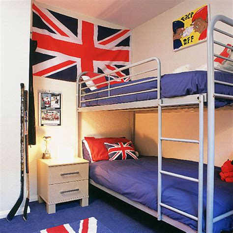 union jack bedroom mix and chic modern union jack children s room inspirations
