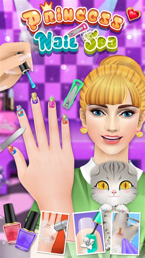 makeover games games for girls girl games club app shopper nail makeover girls games games