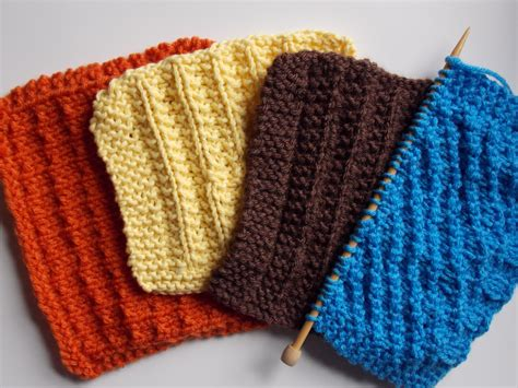 Handmade Knitting Designs - yarn quiver of blessings
