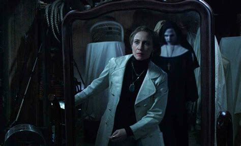 the nun cast actress the nun cast in espansione per lo spin off di the conjuring 2