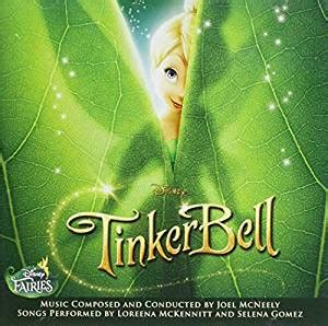 Box Bell E 23 By Harco Audio tinkerbell by original soundtrack co uk
