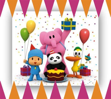 Imagenes Para Cumpleaños De Pocoyo | invitaciones de cumplea 241 os de pocoyo