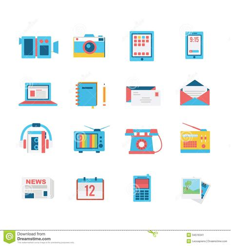 15 media icon set images free social media icon sets