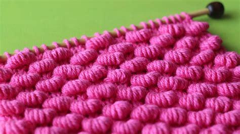 bobble stitch knit how to knit the bobble stitch pattern us227