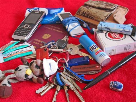 Top 10 Things For Your Bag by What Do The Things You Carry Say About You Popanth