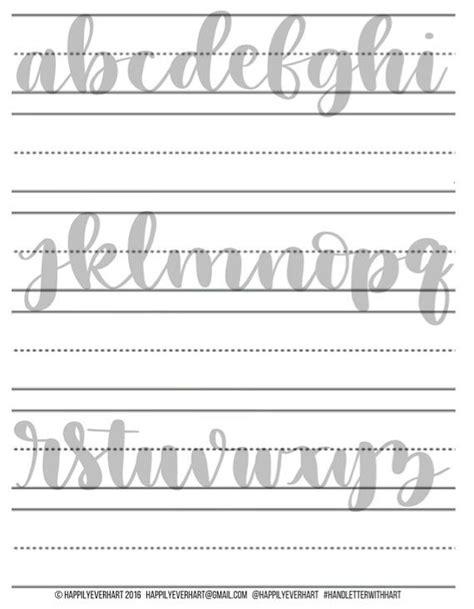 tutorial lettering pdf best 25 brush pen ideas on pinterest brush lettering