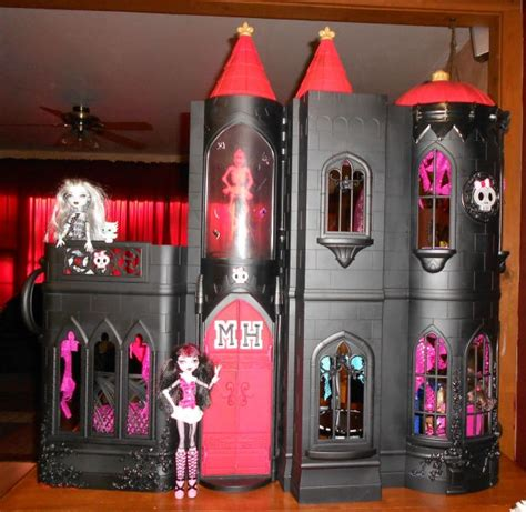 the doll house castle hill 1000 images about ideas for custom made monster high house on pinterest follow me