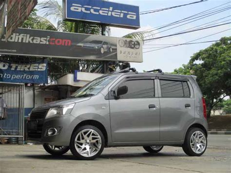 Alarm Mobil Karimun Estilo 20 modifikasi karimun wagon r kotak dan estilo otodrift