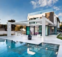 Modern Mediterranean House Plans Gallery For Gt Contemporary Mediterranean Houses