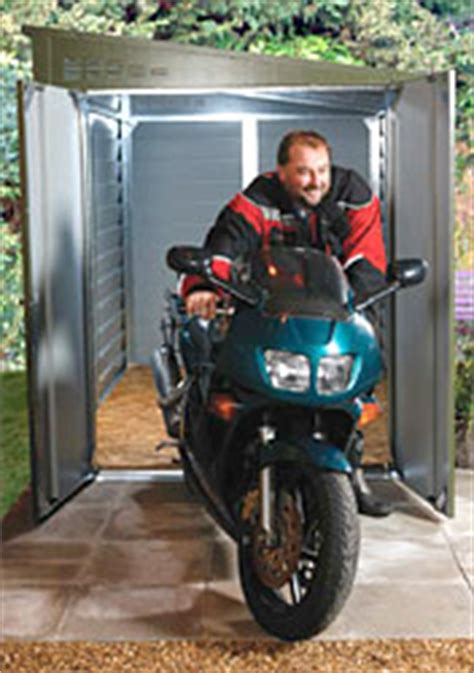 Garage Insurance Companies by Motorcycle Garages Motorbike Storage Mk Containers