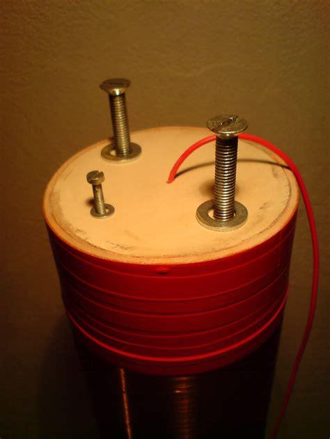 Tesla Toroid Homeconstructor Self Made Tesla Coil