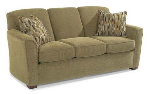 Flexsteel Lakewood Queen Sleeper Sofa Olinde S Furniture Flexsteel Sleeper Sofa