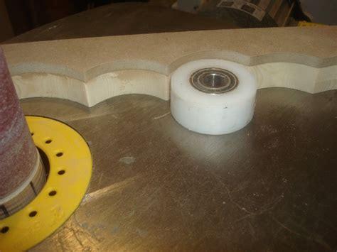 pattern drum sander oscillating spindle sander pattern sanding attachment
