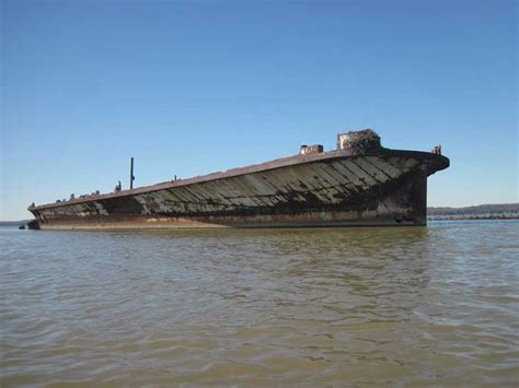 abandoned boats for sale australia the ghost fleet of mallows bay sometimes interesting