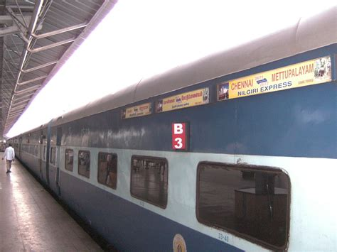 express central nilgiri express