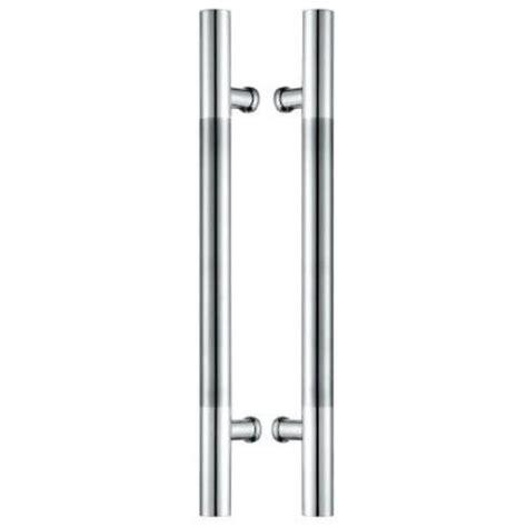 glass door handles door handle swing door handle set with locking cylinder