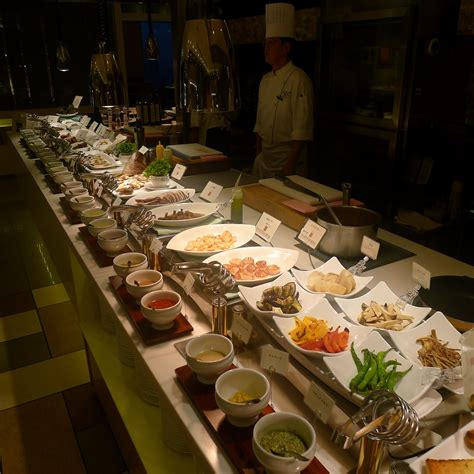Best Inexpensive Hotel Buffets In Tokyo Tsunagu Japan Inexpensive Buffet
