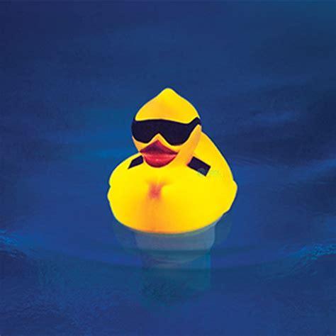 duck solar light derby duck solar light up pool spa chlorinator 8002