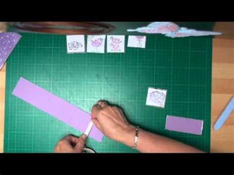 carding tutorial video waterfall card tutorial card making magic com youtube