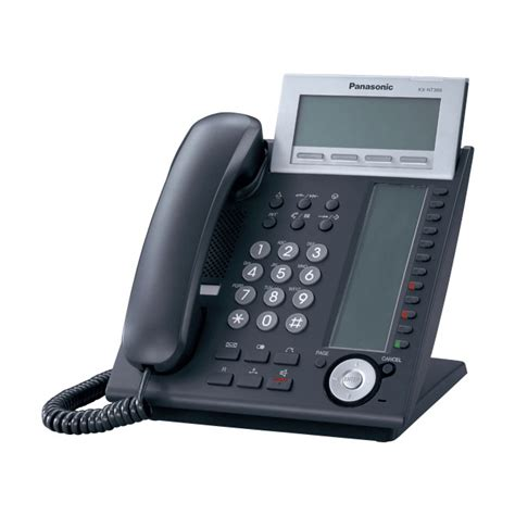 New Sale Panasonic Telephone Kx Ts580 kx nt366 ip telephone handset cns comms