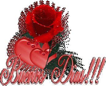 bellas flores amarillas y rojas mandarsaludoscom ver imagen de una linda rosa roja con corazones con brillo