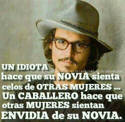 johnny depp biography en español eso si es un caballero frases pinterest frases