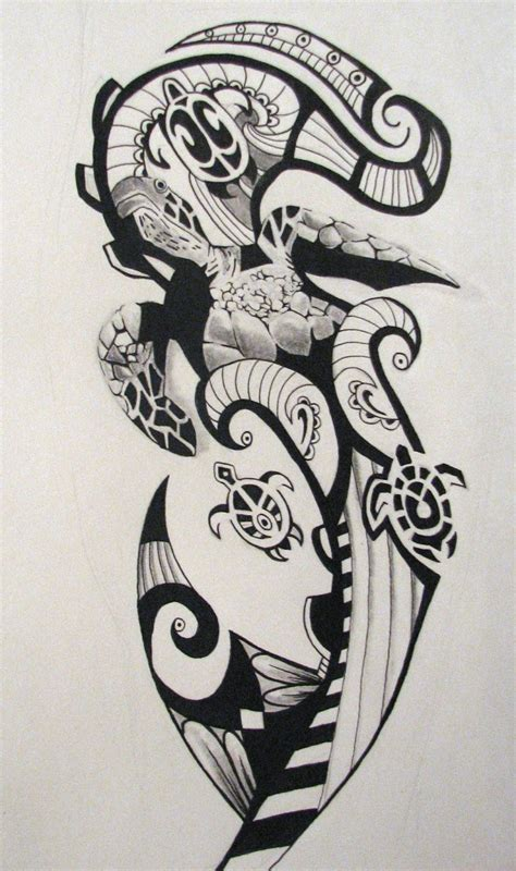 maori inspired tribal tattoo 10 best hawaii tribal tattoos design ideas