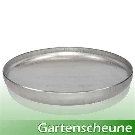grillschale rund 45 cm 50 cm feuerschale 3 mm stark edelstahl pflanzschale ebay