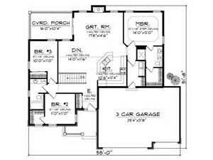 Affordable Ranch House Plans by Affordable House Plans Affordable Traditional Ranch Home
