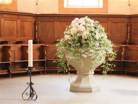 Dekoration Kirche Hochzeit by Atelier Floral 187 Hochzeit