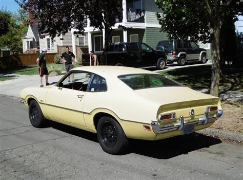 ford maverick 1970 curbside capsule 1970 ford maverick the car to send
