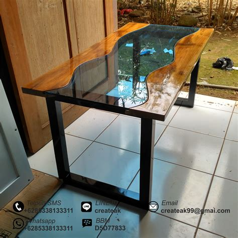 Meja Kayu Antik meja kopi minimalis antik createak furniture createak