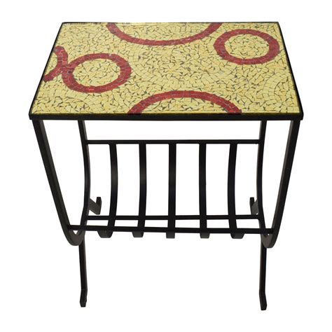 pier one mosaic table utby table shop