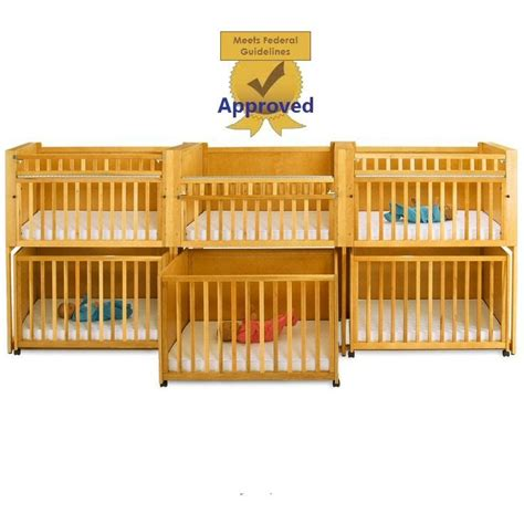 Stackable Cribs daycare stackable cribs just b cause