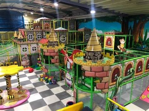 soft play centres  birmingham recommended