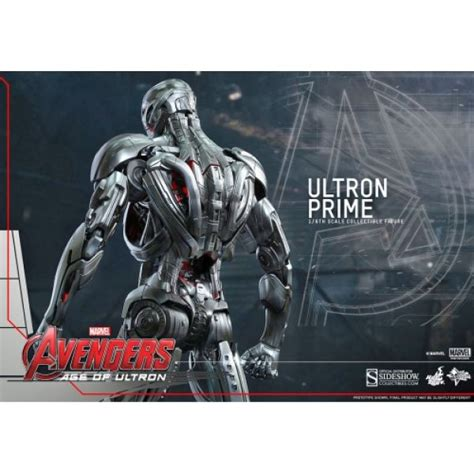avengers age of ultron tops charts crushes hot pursuit hot toys marvel avengers age of ultron ultron prime 1 6