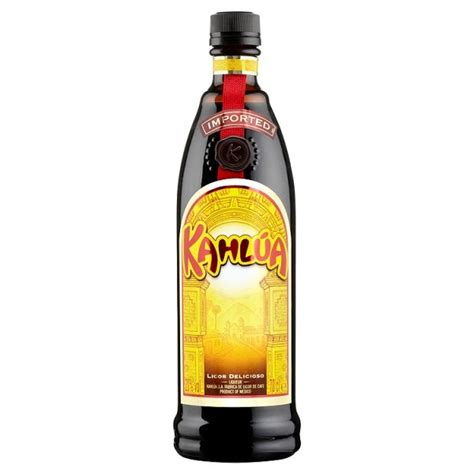 Kahlua Coffee Liqueur kahl 250 a coffee liqueur 70cl of 6 and carry wholesale wine spirits
