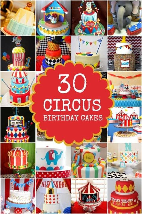 circus birthday party cake ideas spaceships  laser