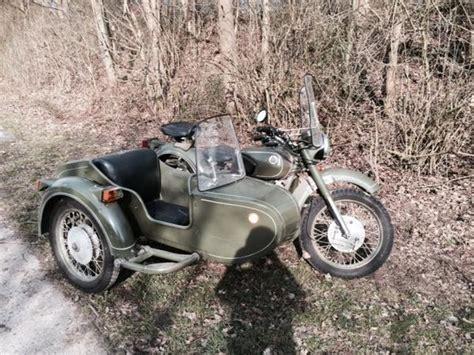 Ural Motorrad Ohne Beiwagen by Gespanne Seitenwagen Motorr 228 Der Gebraucht Kaufen