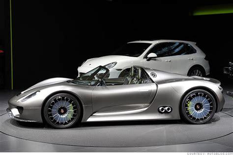 Porsche 918 Fuel Economy by Porsche S Fuel Efficient Future 918 Hybrid 5