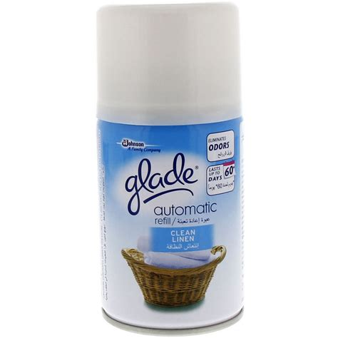 Mawar Laundry Spray 250ml 1 buy glade clean linen automatic refill 250 ml in uae dubai qatar best price