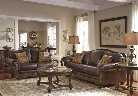 Walnut Living Room Furniture Sets Mellwood Walnut Living Room Set 6460538