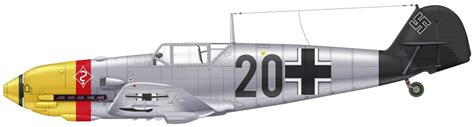 bf 109 e 4 of stab jg 53 by alexlennart on