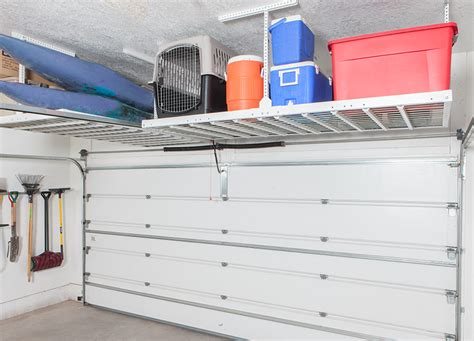 Garage Storage Rack Ideas Denver Overhead Storage Ideas Gallery Garage Storage
