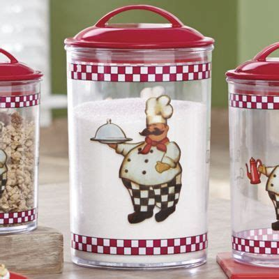 3 bon appetit chef canister set dishes such in