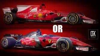 F1 Calendar 2018 2017 F1 Vs 2018 F1 Thisisf1