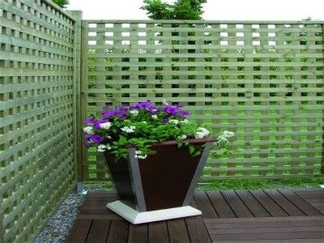 grigliati per giardino grigliati in legno grigliati e frangivento da giardino