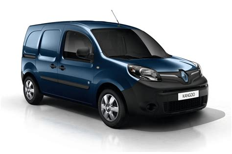 Renault Kangoo Van Gets Engine And Spec Upgrades For 2016