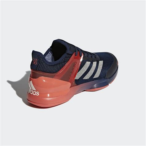 Adidas Adizero 2 0 adidas mens adizero ubersonic 2 0 tennis shoes navy blue
